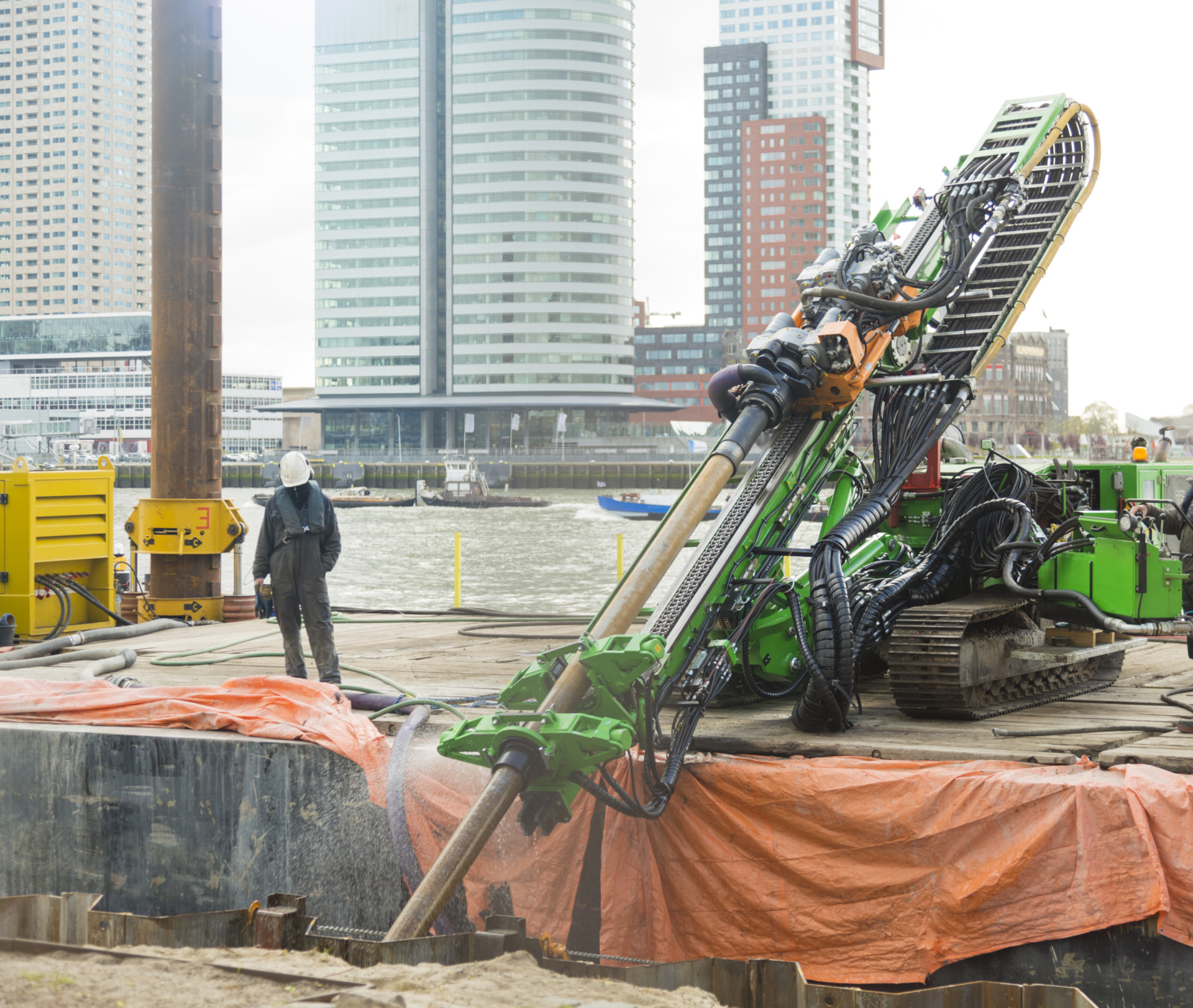 No Dig Applications, HDD for Civil Construction
