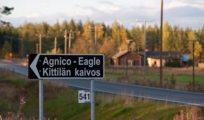 Agnico-Eagle about the DeviDrill
