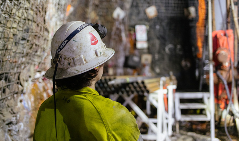 Australian Underground Drilling about DeviCloud
