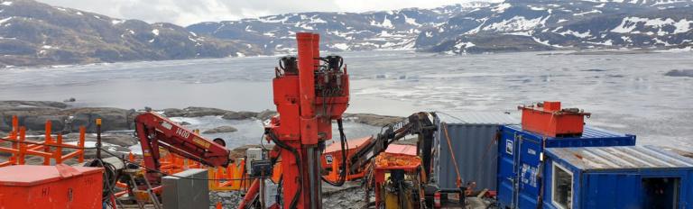 Raise Bore pilot holes Civil Construction