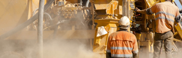 Reverse Circulation (RC) drilling